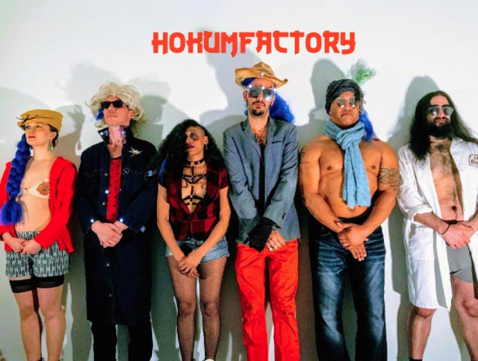 HokumFactory at the Groove, nyc